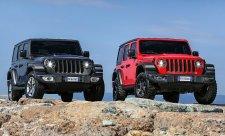 Jeep Wrangler JL už v prodeji