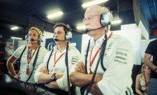 Formule 1 a E jsou pro Mercedes stejně důležité