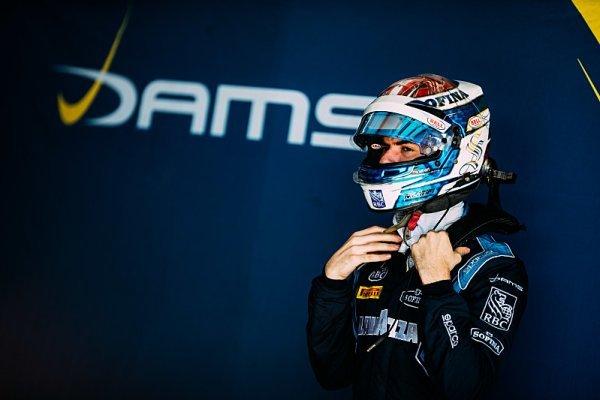 Závodní pole F2 doplnili Latifi, Albon a Merhi