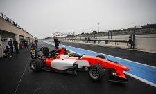 Na okruhu Paula Ricarda začaly testy GP3