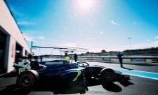 Co prozradily první letošní testy formule 2?