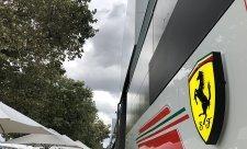 Ferrari musí čekat na nový simulátor