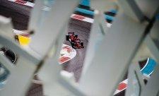 Vettela potrápil třetí sektor
