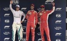 Vettel vydoloval auto až do dna