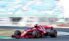 Zatuhlý Vettel měl namále