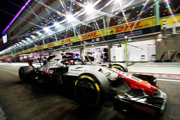 Jezdecká sestava Haasu bude známa do dvou týdnů