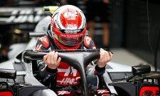 Magnussenovi přes noc shořely pneumatiky