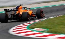 Alonso ve třetí části kvalifikace