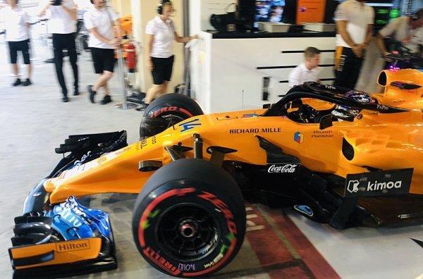 Coca-Cola coby titulární partner McLarenu?
