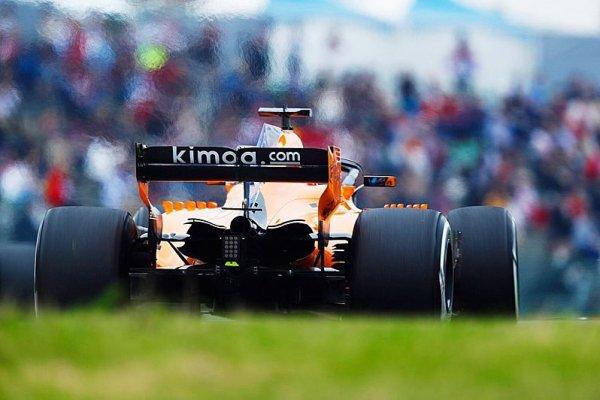 Podivná volba pneumatik McLarenu byla úmyslná