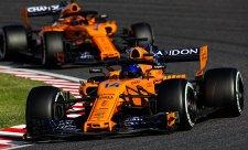 Alonso nechápe, za co byl potrestán