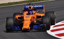 Alonso: Vůz je nyní mnohem lepší