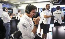 Podle Wolffa Mercedes ztratil zbytečně body