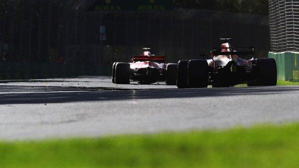 Ricciardovo kolo ukázalo skutečnou rychlost Red Bullu