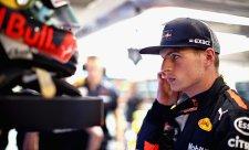 Verstappenova nejlepší kvalifikace ve formuli 1