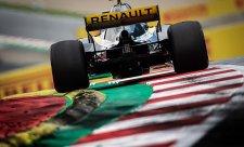 Renault přiveze do Silverstone nové turbo