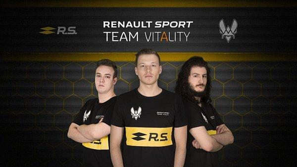 Renault založil esportovní stáj