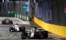 Leclerc děkoval autu a strategii
