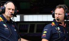 Red Bull již má na voze vylepšení pro Čínu