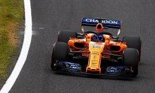 Alonso má jiné auto, než potřebuje