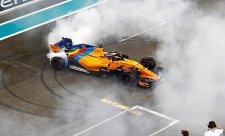 Alonso poděkoval Hamiltonovi i Vettelovi