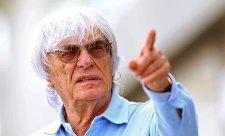 Ecclestone opět dával rozhovory