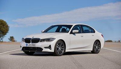 Nové BMW řady 3 v detailnějším pohledu