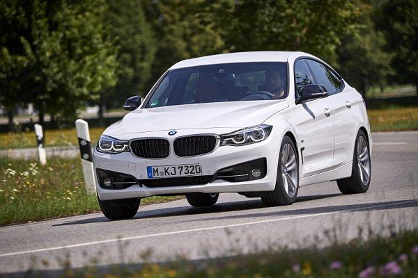 Příští generace BMW 3 GT už nebude