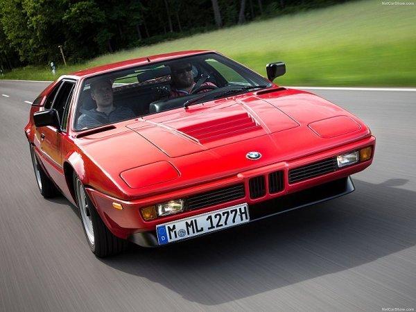 Jak Lamborghini málem způsobilo zkázu BMW M1