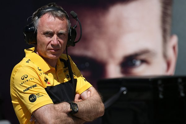Bell končí jako technický ředitel Renaultu