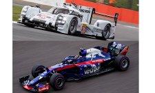 Největší rozdíl mezi F1 a LMP1 není ve vozech