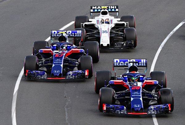Vůz Toro Rosso se od Melbourne téměř nezměnil
