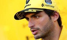 Sainz by neměl do McLarenu spěchat