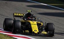 Sainz chtěl ke konci ještě předjet Vettela