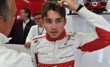 Jaké nebezpečí číhá na Leclerka ve Ferrari?