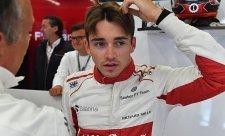Elkann Leclerkovi pogratuloval k místu ve Ferrari