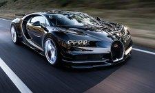 Bugatti Chiron rekordní jízdu nepojede