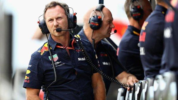 Podle Hornera má nejlepší motory Ferrari