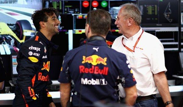 Ricciardo utekl Red Bullu od hotové smlouvy