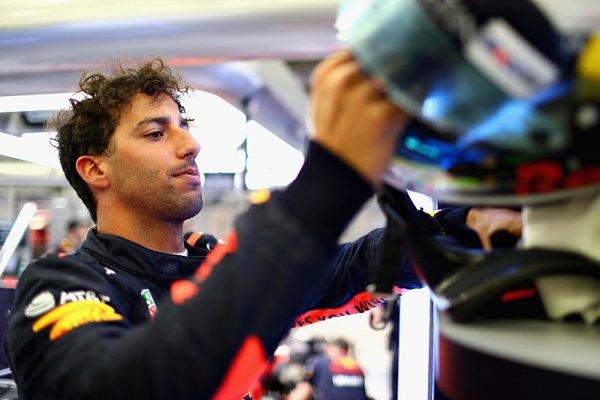 Ricciardo by mohl napodobit Hamiltonův přestup