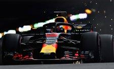 Ricciardo to vzal pořádně od podlahy