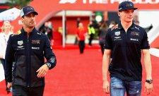 Ricciardo neví, co víc mohl udělat