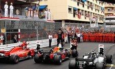 Ricciardo poprvé zvítězil v Monaku