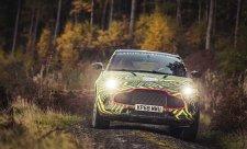 Co zatím víme o novém Astonu Martin DBX?