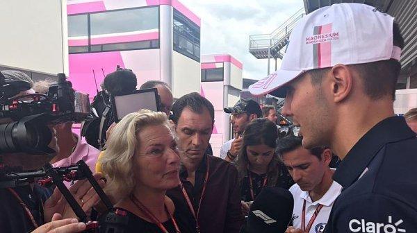 Ocon by bral McLaren a asi i Williams
