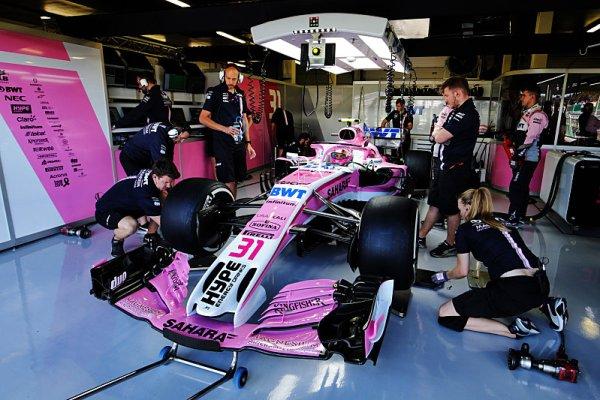 Nová Force India ušetřila dalších 85 tisíc eur
