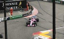 Force India popřela konspirační teorii