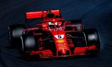 Jaké jméno dal Vettel svému novému vozu?