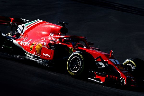 Na návštěvě při testech F1 v Barceloně