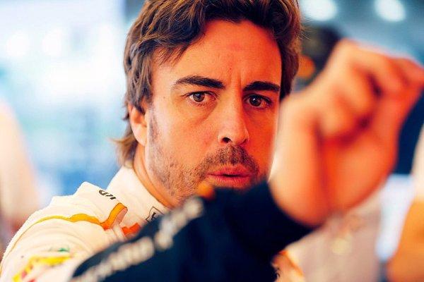 Alonso už s McLarenem nebude ani testovat